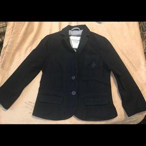 Abercrombie & Fitch Navy Blazer